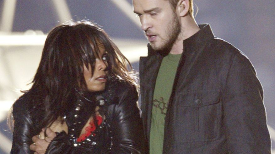 Janet Jackson and Justin Timberlake Reuters 2004